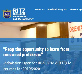 Ritz College of Engineering and Management